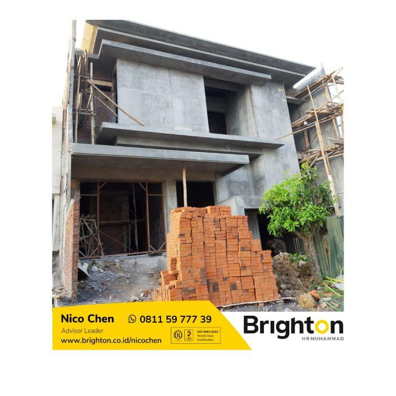 Rumah Citraland Waterfront harga bagus, LB 450 m2-an