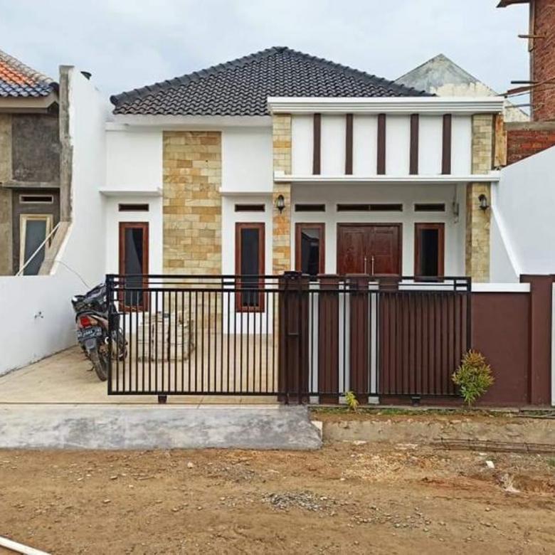 Dijual Rumah Cluster Murah di Griya Kilas Bandar Lampung