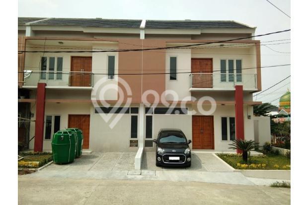 rumah mewah 2 lantai siap huni dekat stasiun bogor 14317194