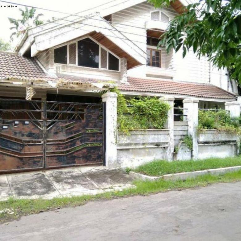 Rumah Dharmahusada Indah strategis