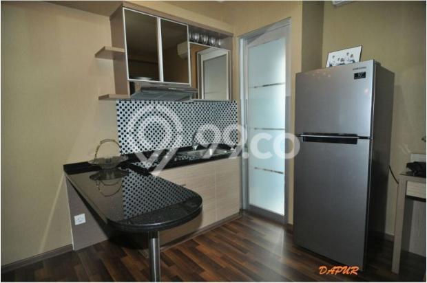 Apartemen Green Bay 3 Kamar Fullfurnish Tower H Tahap 2 Siap Pakai 6153038