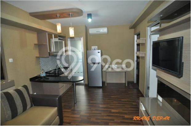 Apartemen Green Bay 3 Kamar Fullfurnish Tower H Tahap 2 Siap Pakai 6153043