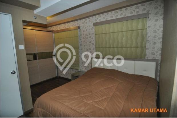 Apartemen Green Bay 3 Kamar Fullfurnish Tower H Tahap 2 Siap Pakai 6153048
