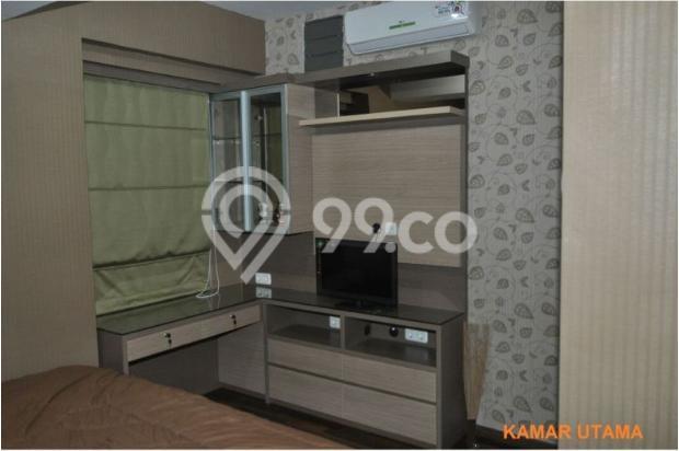 Apartemen Green Bay 3 Kamar Fullfurnish Tower H Tahap 2 Siap Pakai 6153053