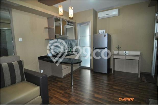 Apartemen Green Bay 3 Kamar Fullfurnish Tower H Tahap 2 Siap Pakai 6153052