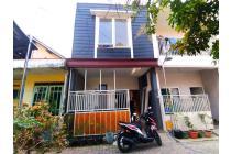 Dijual Rumah Minimalis 2 Lantai di Ikan2 Malang