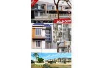 Rumah Villa Melati Mas Residence Bsd City Serpong Brand New