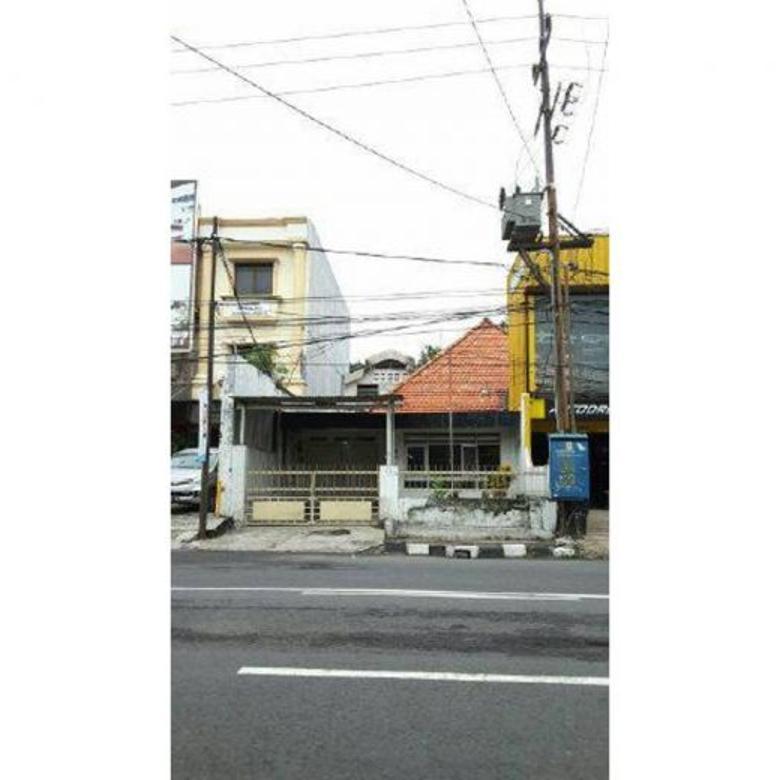 Rumah murah hitung tanah di Raya Indragiri, Surabaya