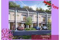NEW CLUSTER BURGUNDY Residence SUMMARECON BEKASI