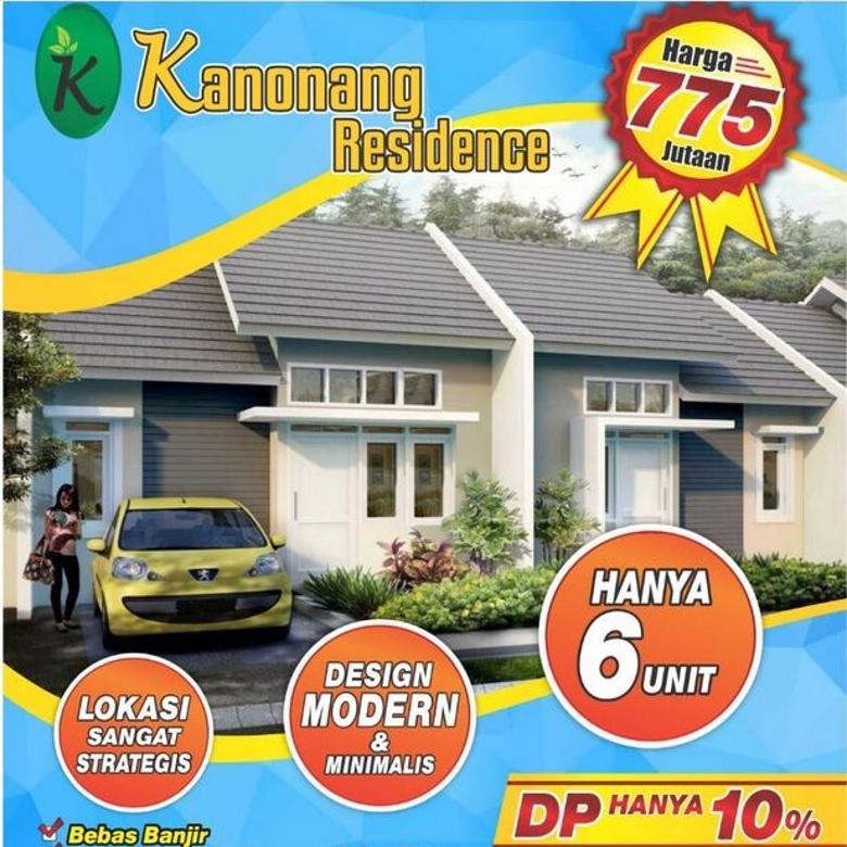 Rumah Baru Minimalis Harga 750 Jtaan di Condet Jakarta Timur