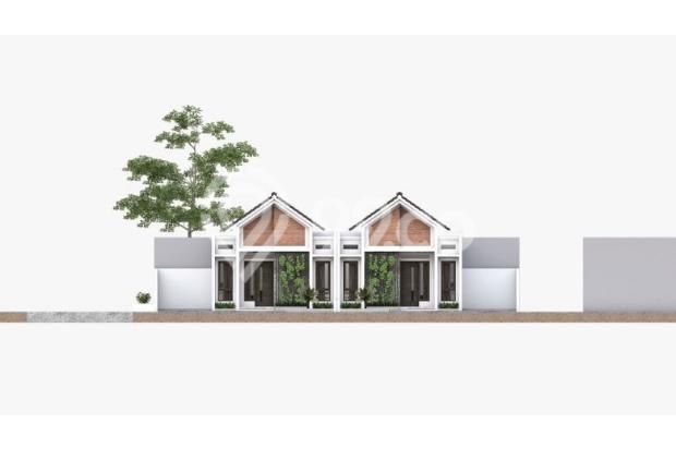 Rumah 2 Unit Baru Siap Bangun Type 40/100 Lingkungan Asri Aman dan Nyaman 18274479