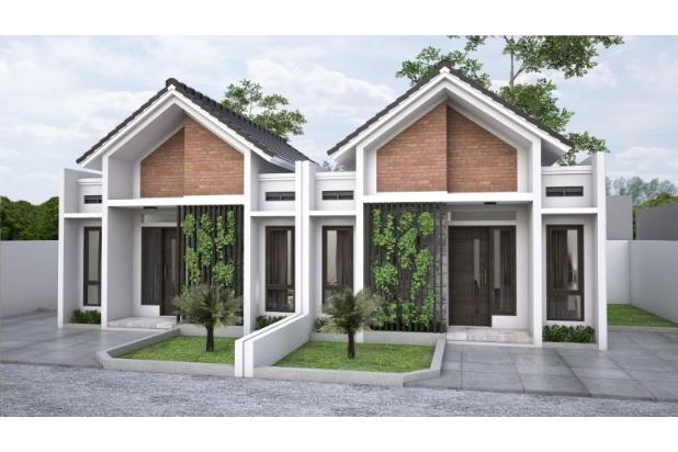 Rumah 2 Unit Baru Siap Bangun Type 40/100 Lingkungan Asri Aman dan Nyaman 18274485