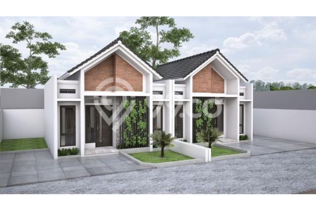 Rumah 2 Unit Baru Siap Bangun Type 40/100 Lingkungan Asri Aman dan Nyaman 18274486