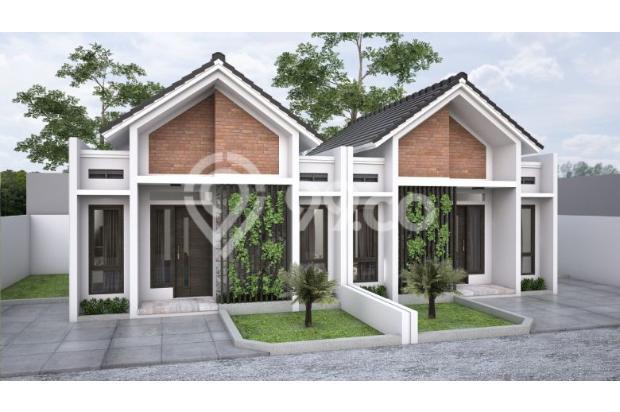 Rumah 2 Unit Baru Siap Bangun Type 40/100 Lingkungan Asri Aman dan Nyaman 18274489
