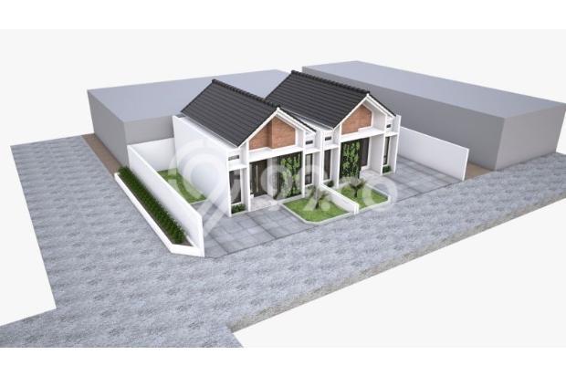 Rumah 2 Unit Baru Siap Bangun Type 40/100 Lingkungan Asri Aman dan Nyaman 18274490