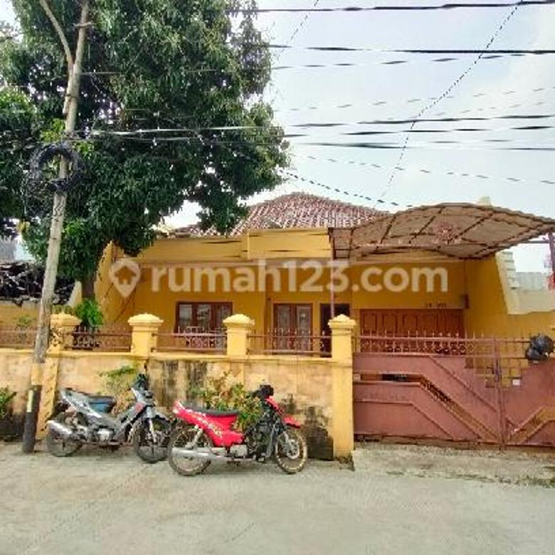 ANA-JELAMBAR Rumah uk 11x20m Lokasi Bagus Dalam Komplek Kavling Polri Jelambar