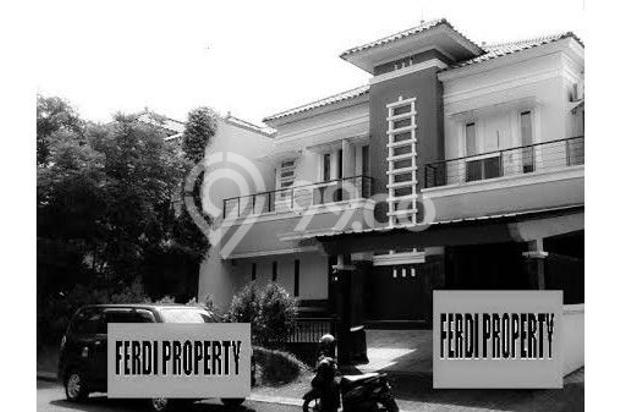 Rumah nyaman 2 lantai oke Lt 300 m2 Lb 322 m2 Raffles Hills Cibubur 7671526