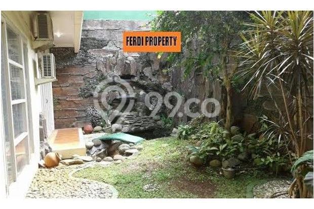 Rumah nyaman 2 lantai oke Lt 300 m2 Lb 322 m2 Raffles Hills Cibubur 7671536