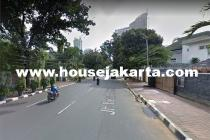 Rumah tua jalan Yusuf Adiwinata Menteng Dijual Murah hitung tanah Ngantong