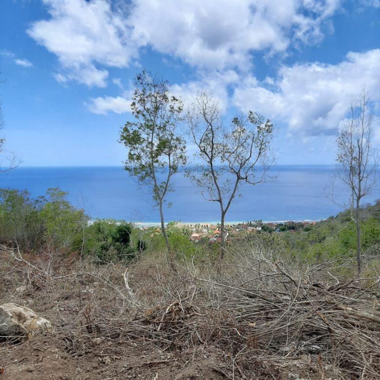 Premium Land Nusa Penida Full View