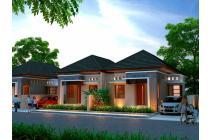 Rumah Tipe 50 Beranda Bukit Jimbaran (Sisa 1 Unit)