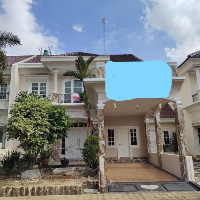 Dijual Rumah klasik Bulevard Regency Harapan Indah Bekasi