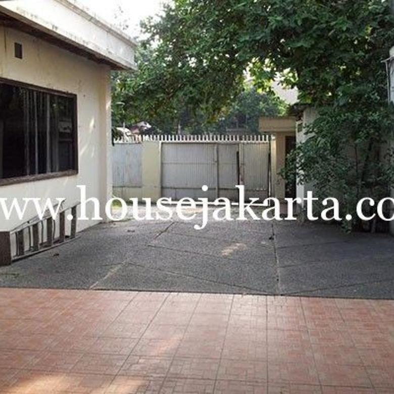 Rumah Menteng Jalan Sumenep Jakarta Pusat Dijual For Sale