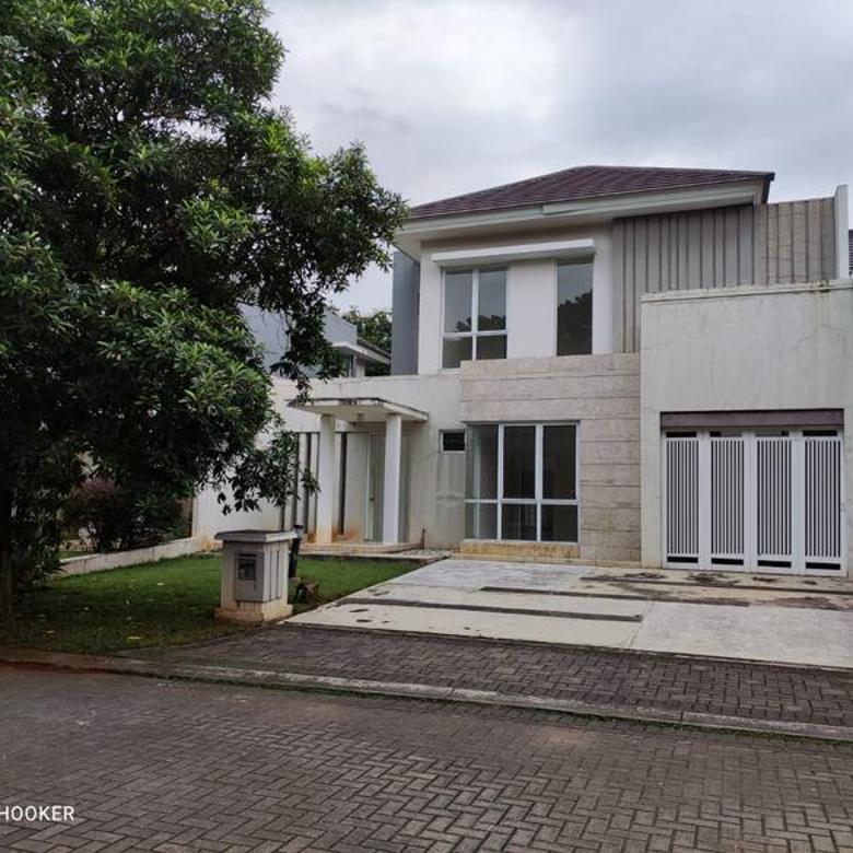 Rumah bagus di kawasan exclusive depark BSD