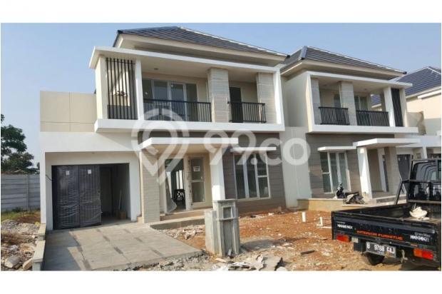 Rumah murah di cikupa tangerang. Kondisi bangunan baru 7671033