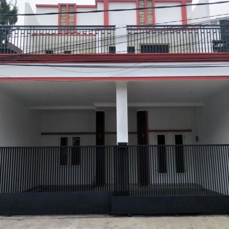 RUMAH BARU EKLUSIVE SELANGKAH TOL BECAKAYU, JAKAPERMAI BEKASI