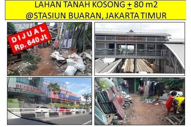 Rp640jt Tanah Dijual