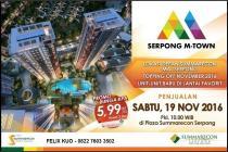 Apartemen M-Town Summarecon Murah di Gading Serpong