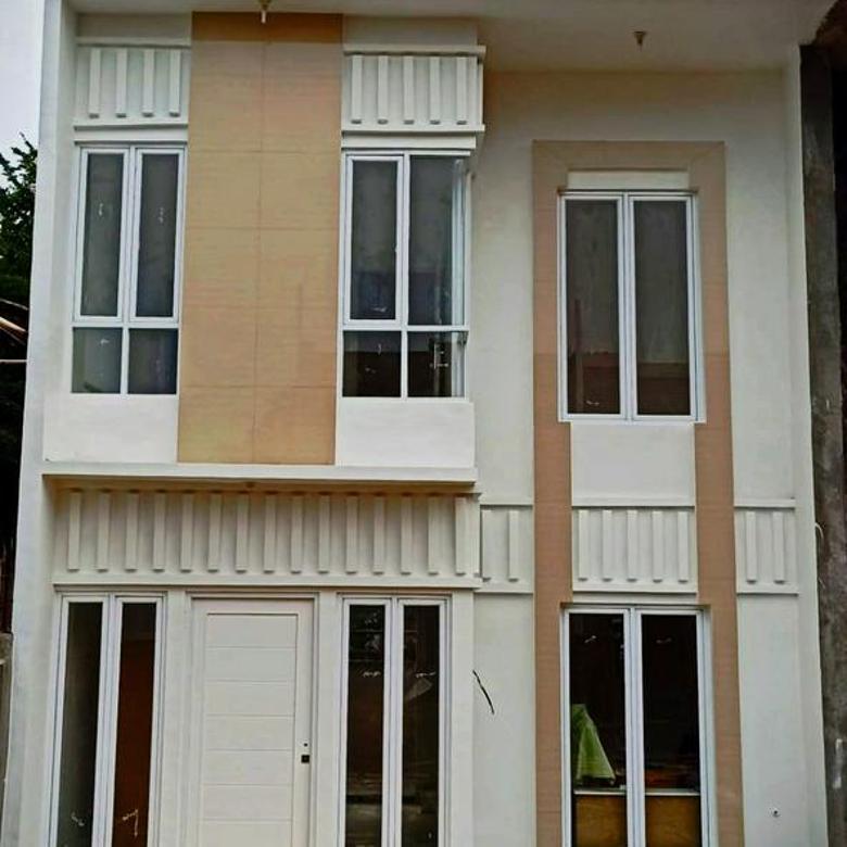 BINTARO diJamin Paling Murah Rumah Cluster 2 Lantai Dekat Sektor 9