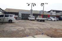 Tanah Bentuk Kotak Lokasi Strategis Pinggir Jalan