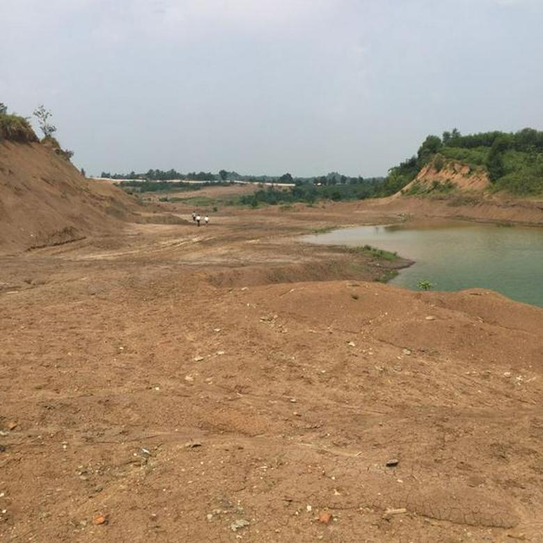 Tanah Teluk Jambe Karawang Barat Kawasan Jabar Industrial Estate (KJIE)