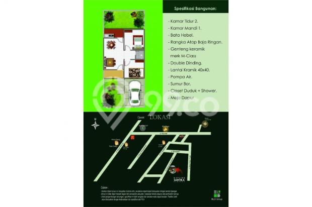 Rumah 400 Jutaan Kualitas Bangunan Terbaik di Sawangan Depok 9587464