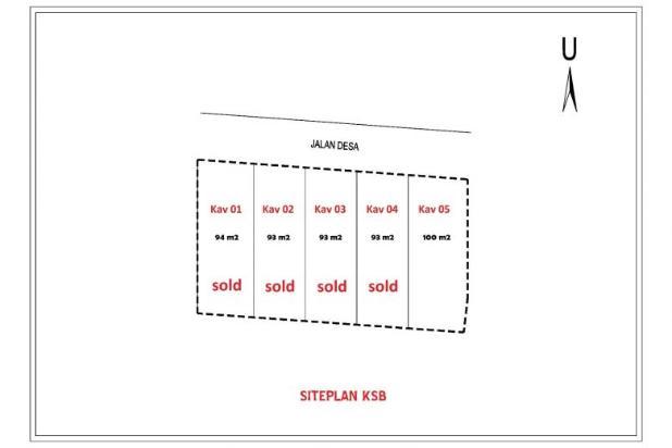 Rumah 400 Jutaan Kualitas Bangunan Terbaik di Sawangan Depok 9587465
