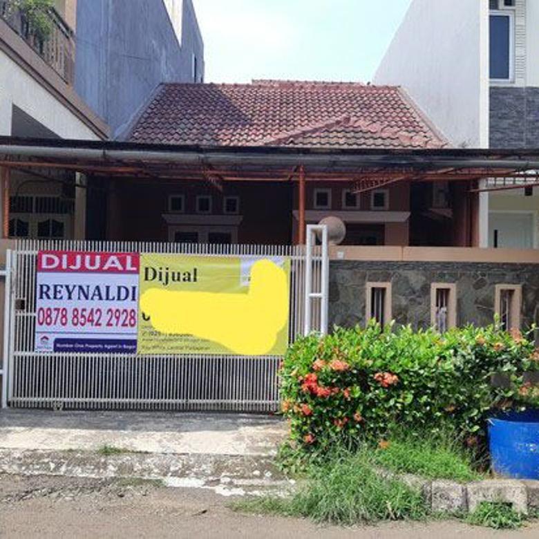 Dijual Rumah Murah Strategis Siap Huni di Pakuan Hill, Bogor