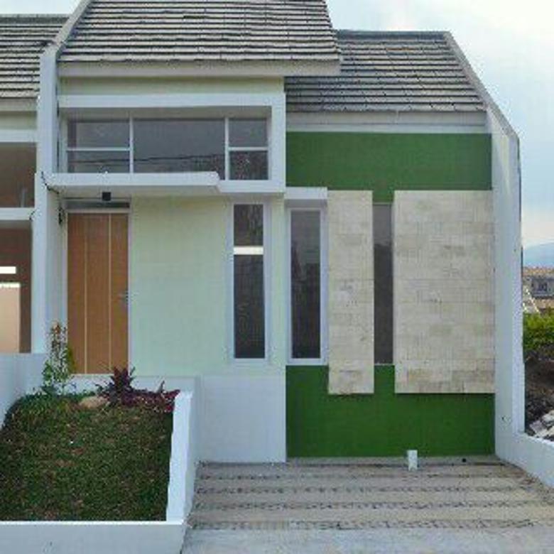 Rumah baru cilengkrang ujung berung bandung DP 40 jutaan
