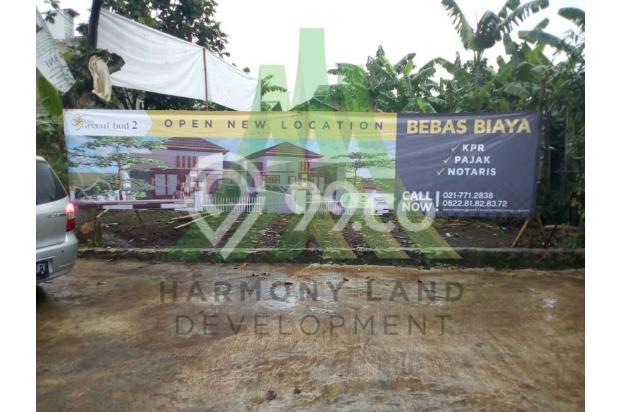 CASH KERAS Rumah GDC Tanah Luas Dekat Stasiun Depok FREE ALL BIAYA 17793254