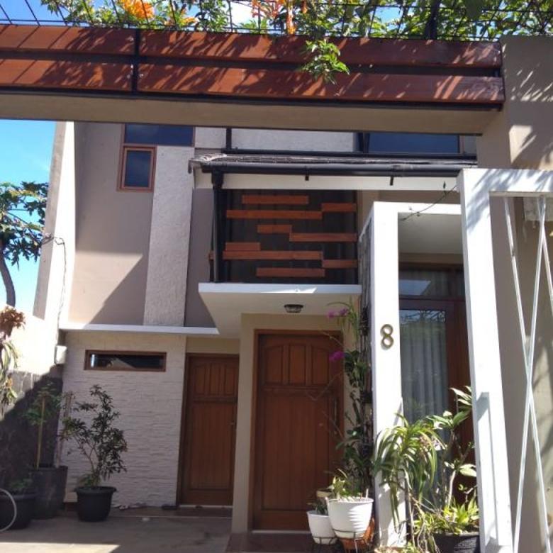 Dijual Rumah Full Furnish dan Strategis Cihanjuang Bandung