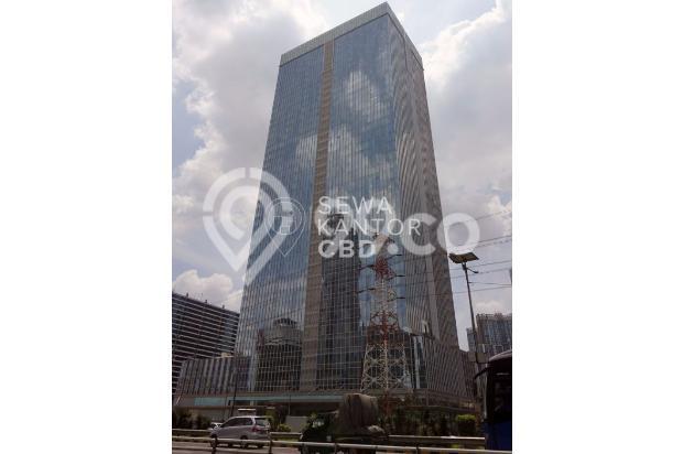 Sewa Kantor Centennial Tower 350 M2 (Bare) 7350 jtan 13243763
