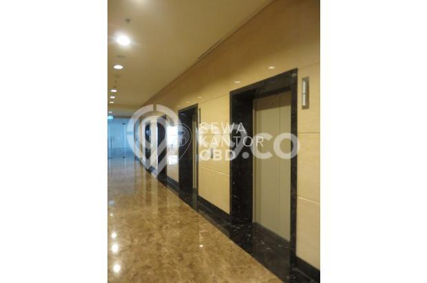 Sewa Kantor Centennial Tower 350 M2 (Bare) 7350 jtan 13243769