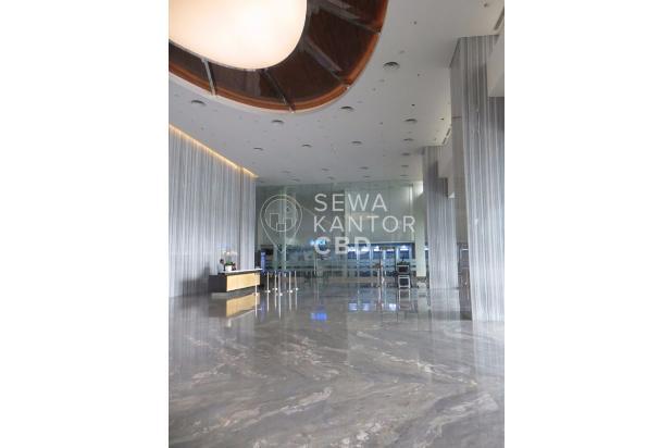 Sewa Kantor Centennial Tower 350 M2 (Bare) 7350 jtan 13243768