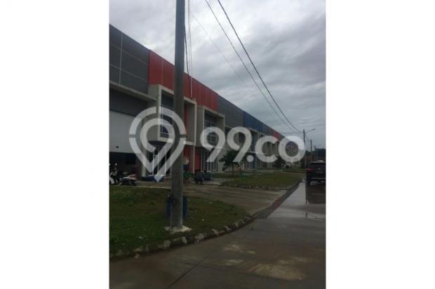 Dijual Gudang Bizpoint Siap pakai Lokasi strategis Tiga raksa tangerang 9568064