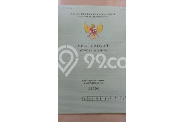 Dijual Rumah Strategis di Rawa Denok Depok 17326416