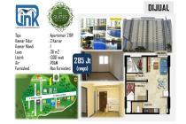 Apartemen 2 BR di Bandung hanya 200jtan