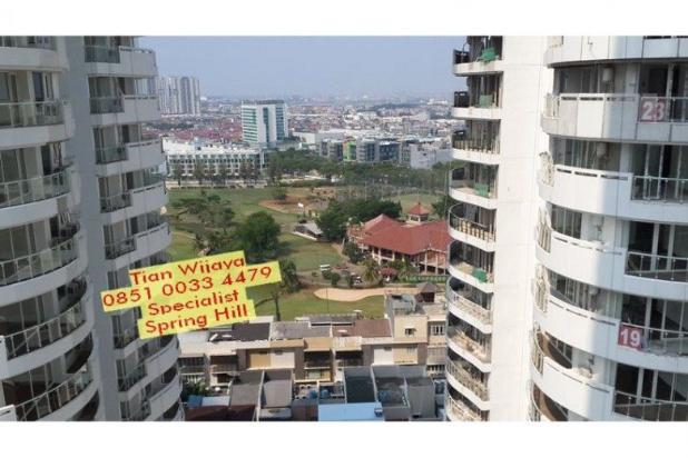 DIJUAL MURAH !!!! Royale Spring Hill apartemen 1 br (79m2) 5556167
