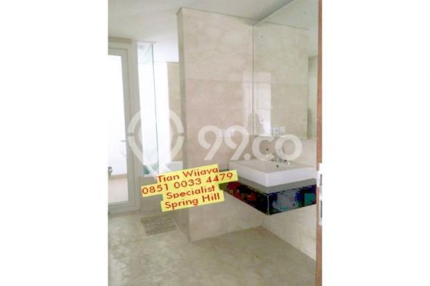 DIJUAL MURAH !!!! Royale Spring Hill apartemen 1 br (79m2) 5556166