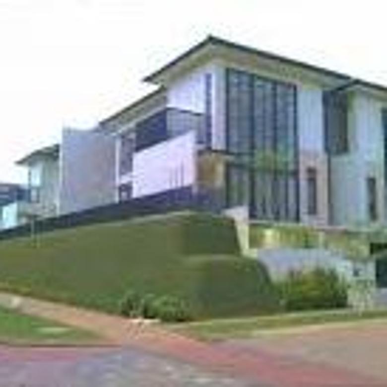 Rumah siap huni mewah sangat cocok untuk invest navapark Lancewood bsd city